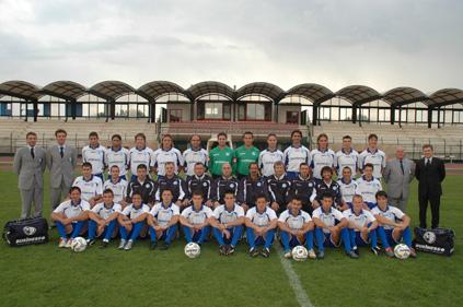 LA SQUADRA DELL'ASTREA STAGIONE 2005-2006