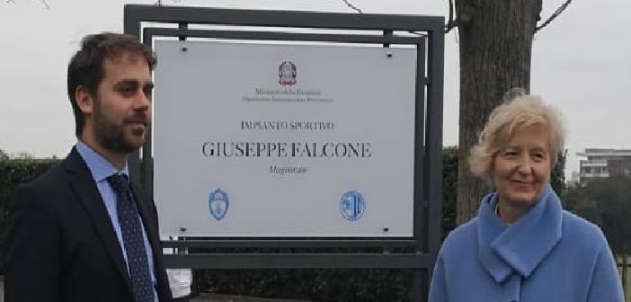GIUSEPPE FALCONE PRESIDENTE ASTREA